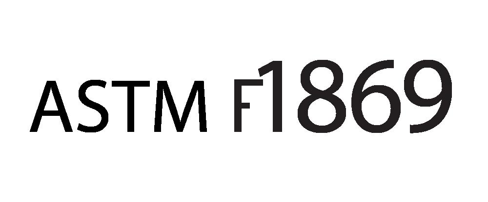 ASTM F1869 Information